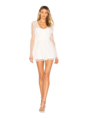 ASILIO Glowing Heart Playsuit