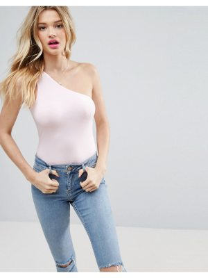 ASOS Body With One Shoulder Detail