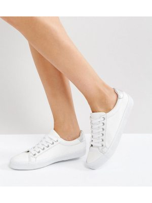 ASOS DARBY Lace Up Sneakers