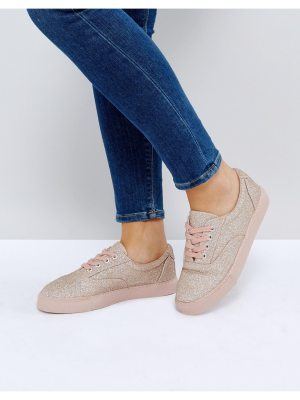 ASOS DEMBY Lace up Sneakers