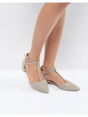 ASOS LIL Pointed Ballet Flats