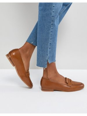 ASOS MANHATTEN Leather Loafers
