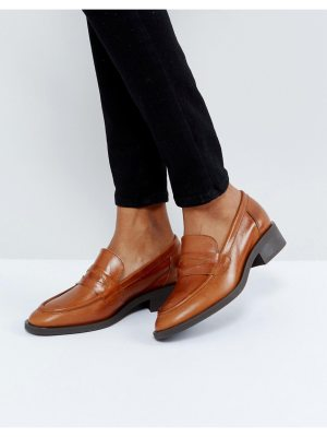 ASOS MILAN Leather Loafers
