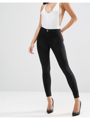 ASOS DESIGN rivington high waist denim jeggings