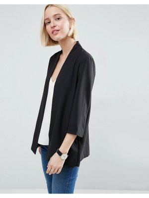 ASOS Soft Chuck On Blazer