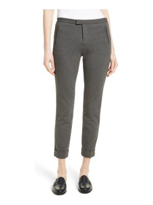 ATM Anthony Thomas Melillo slim crop pants