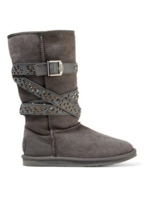 Australia Luxe Collective devil studded leather