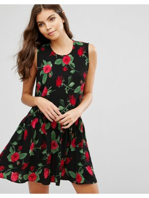 AX Paris Ax Paris Floral Skater Dress