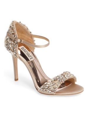 Badgley Mischka Collection badgley mischka tampa ankle strap sandal