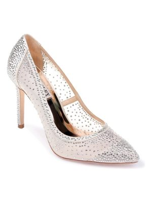 Badgley Mischka Collection weslee pointed toe pump