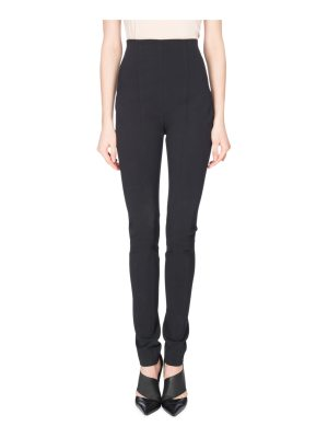 Balmain High-Waist Leggings