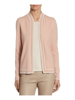 Barbara Lohmann desiree cashmere twin-set jacket