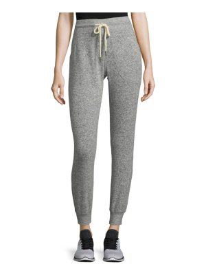 Betsey Johnson Ribbed Terry Sweatpants