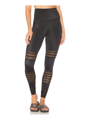 Beyond Yoga Mesh to Impress Midi Legging