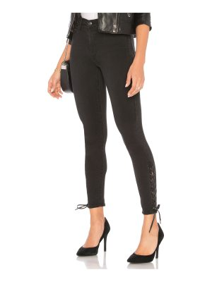 Black Orchid Lara Lace Down Skinny