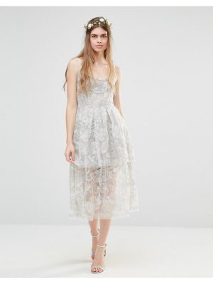 Body Frock Wedding Freesia Layered Dress