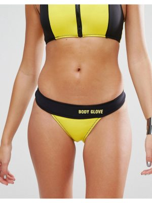 BODY GLOVE High Leg Neoprene Bikini Bottom