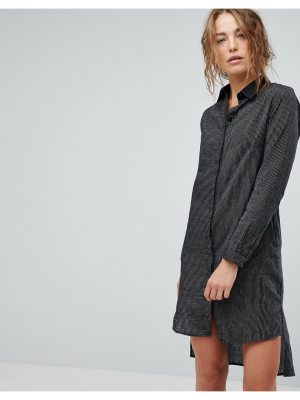 Bolongaro Trevor Stripe Shirt Dress
