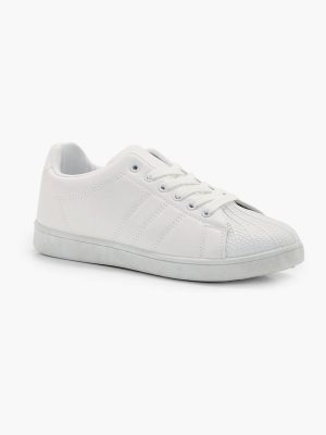 Boohoo Lace Up Sneakers