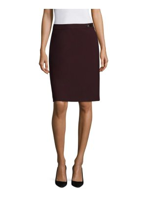 BOSS viokenia pencil skirt