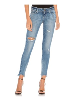 Brappers Denim Performance Skinny Hard Distressed