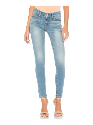 Brappers Denim Stretch Skinny Hard Distressed