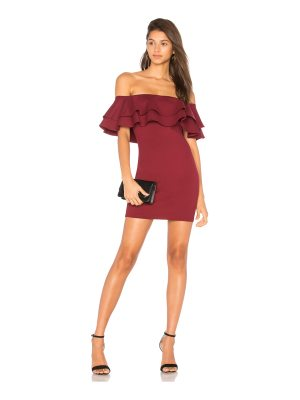 by the way. Rhiannon Tiered Mini Dress