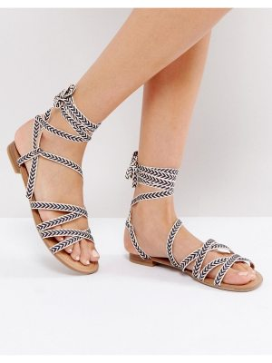 Call it Spring Call It Spring Afauma Gladiator Flat Sandals