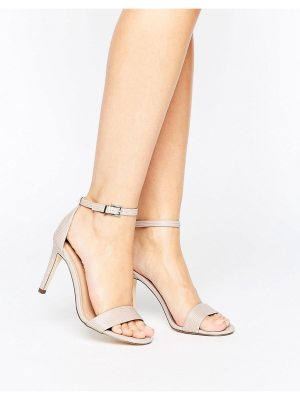 Call it Spring call it spring ahlberg blush two part heeled sandals