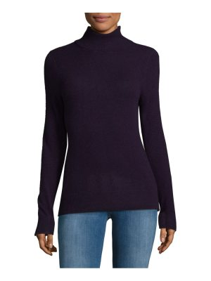 Cashmere Saks Fifth Avenue Cashmere Turtleneck Sweater