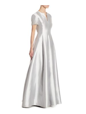 Catherine Regehr embellished maxi gown