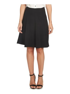 CeCe by Cynthia Steffe crepe a-line skirt