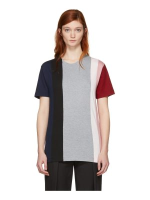 CÉDRIC CHARLIER Fruit Of The Loom Edition Contrast Stripe T-shirt