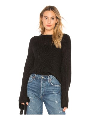 Central Park West Oversized Sweater