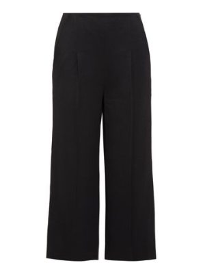 Chalayan cropped twill wide