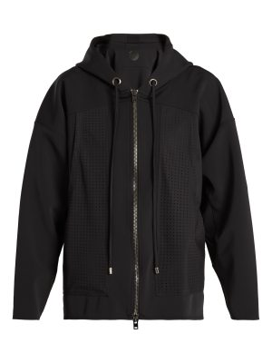 CHARLI COHEN Prism hooded performance jacket