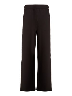 CHARLI COHEN trackpant 2s contrast stripe wide leg track pants
