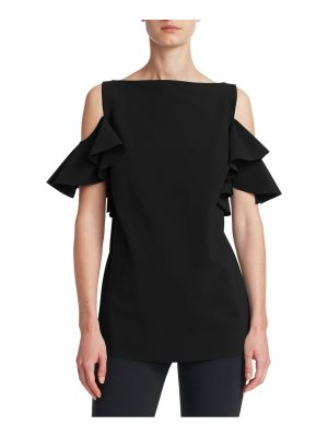 Chiara Boni La Petite Robe cold-shoulder top