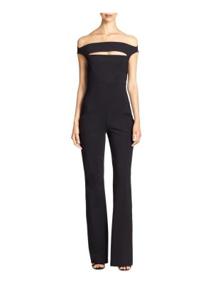 Chiara Boni La Petite Robe rebecca off-the-shoulder jumpsuit