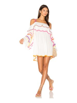CHIO Off The Shoulder Dress