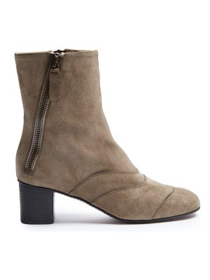 Chloe Lexie suede ankle boots