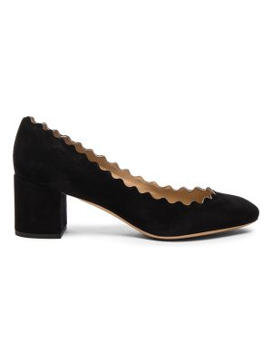 Chloe Lauren Suede Pumps