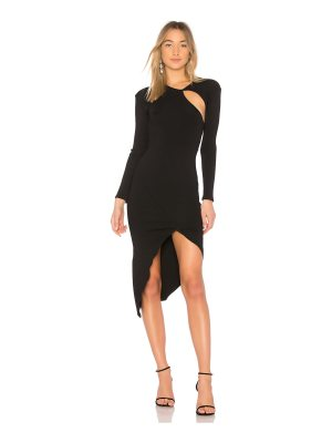 Christopher Esber Einspritz Underslit Dress