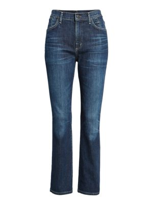 Citizens of Humanity fleetwood crop flare jeans