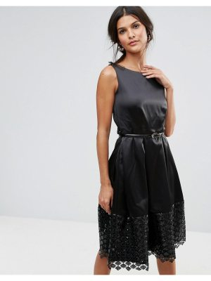 Closet London Closet Box Pleat Midi Dress