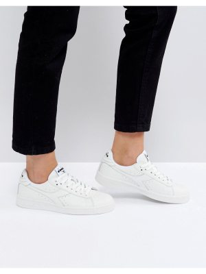 Diadora Game Low Sneakers In White