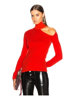 Dion Lee Spiral Sleeve Sweater
