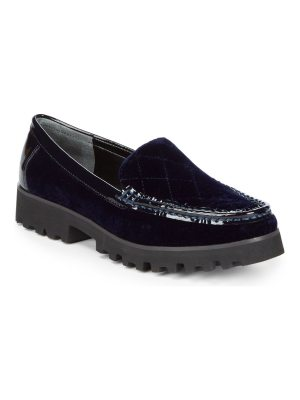 Donald J Pliner Renee Slip-On Platform Loafers
