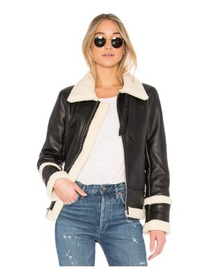 EAVES Piper Moto Jacket