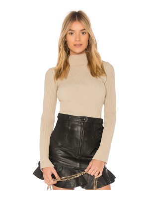 EGREY Tricot Cut Out Sweater